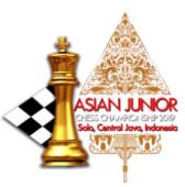 مسابقات قهرمانی جوانان آسیا 2019